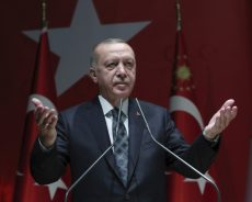 Erdogan is playing the refugee card as criticism mounts over Turkey's kurdish offesive
