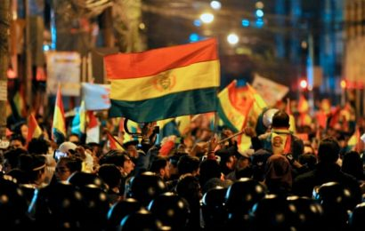 Bolivia election: Protests sparked by as Evo Morales reelected