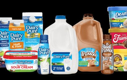 America's biggest milk producer, Dean Foods, filed for bankruptcy
