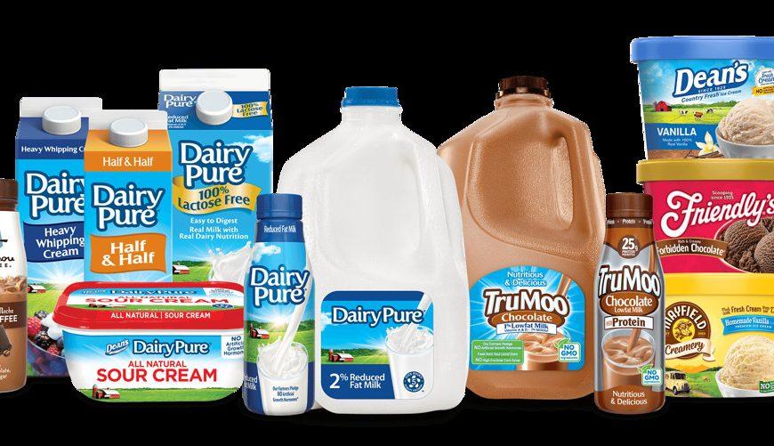 America's biggest milk producer, Dean Foods, filed for bankruptcy