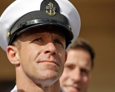 What should the Navy leaders stance be in the Gallagher case?